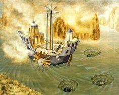 Remedios Varo - The Worlds Beyond