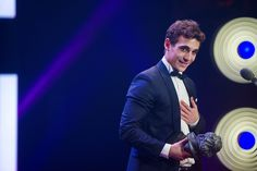 Miguel Herrán gana el Goya 2016 a Mejor Actor Revelación