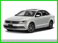 awesome 2016 Volkswagen Jetta Man 1.8T Sport PZEV - For Sale