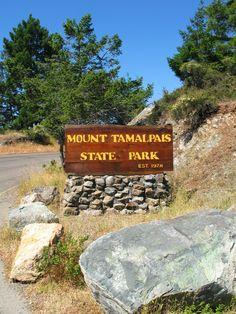 Mount Tamalpais State Park Hiking
