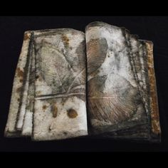 'Tell Me Again Over and Over' 2013 - Jane Marie - Textile Art Book