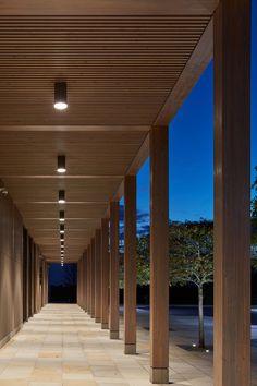 Remembrance Centre, The National Memorial Arboretum | Glenn Howells Architects