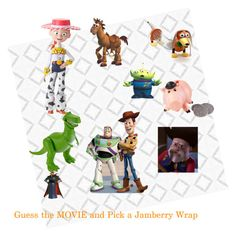 Jamberry nail wrap Jamberry game Facebook Game Guess the Movie Pick a Jamberry Wrap for the movie Pick a Jam for the movie  TOY STORY