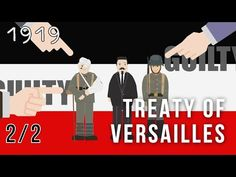 The Treaty of Versailles, Terms of the Treaty 2/2 - YouTube