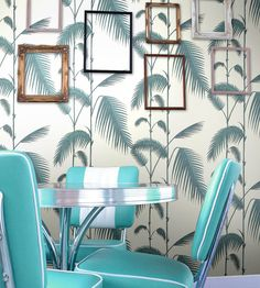 Palm Leaves Wallpaper by Cole & Son   Jane Clayton