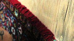 COLORS OF MY CULTURE A Reflection on Persian Rug Weaving - YouTube - artesanato - tapetes - casa - artesãos