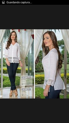273 likes 8 comments Corsage, Blouse Designs, Ideias Fashion, Dressing, Glamour, Plus Size, Clothes For Women, Lady, My Style