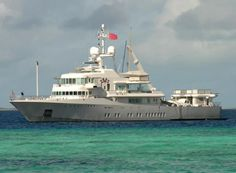 Senses yacht was built in 1999 by Fr. Yacht Broker, Larry Page, Statue Of Liberty, Sailing, Cruise, Motor Yachts, Luxury, Boats, Travel