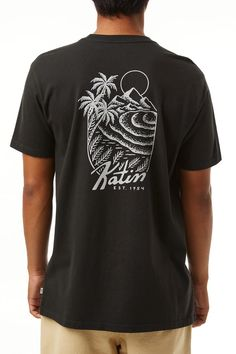 Men's Organic Cotton Graphic Tees - Katin USA