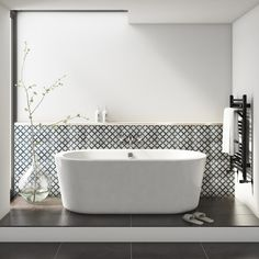 "vonia Orchard Wharfe freestanding bath 1565 x 740 Wedding Consultants ""To Hire Or Not"" Article Body: Freestanding Bath Taps, Bathroom Plans, Free Standing Bath, Wall Mounted Taps, Big Baths, Bathroom Trends, Bathroom Decor, Big Bathrooms, Back To Wall Bath"