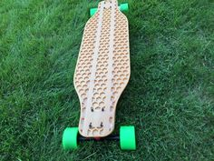 This was a summer project to create a one piece 3d printed electric longboard…