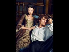 Outlander EW photoshoot