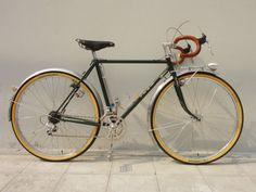 Toei Randonneur Bicycle Made in Japan 650A 51 5 53 cm Mafac TA Nitto | eBay