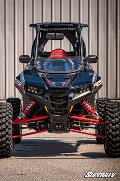 One Man Squad There's no denying that the Polaris RZR is one mean looking ride. If you're more of a one man show, you're. Polaris Off Road, Polaris Atv, Rzr Turbo, Turbo S, Triumph Motorcycles, Cars And Motorcycles, Custom Motorcycles, Motorcycle Touring, Girl Motorcycle