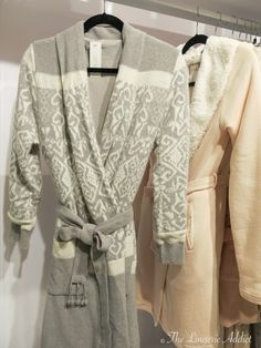 Luxuriously warm robes from Lemon Loungewear
