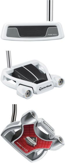 "[REVIEW] TaylorMade Spider S Putter. ""If the saying ""drive for show and putt for dough"" is true, we'd be happy to have the Spider S in our bag when money gets involved."""
