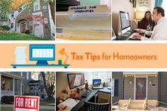 Tax tips for homeowners.  Keeping track of the cost of capital improvements to your home can really pay off on your tax return when it comes time to sell.