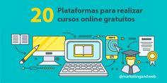 Conoce las mejores plataformas para realizar cursos online gratuitos en español y otros idiomas, que te permitirán aprender paso a paso y a tu ritmo.