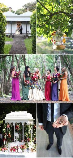 Bellingen Wedding by Jake McBride   Style Me Pretty