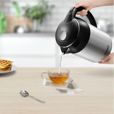 Boil Water in Minutes with this Tea Kettle, Just $19.71 + Free Shipping!