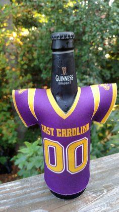 Friendly Nfl Ref Uniform Beer Bottle Koozie With Whistle Sports Mem, Cards & Fan Shop