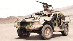 Thales Hawkei. Spec Ops