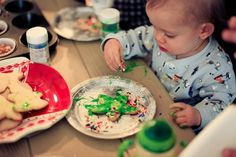 Winter ONEderland Party ~ First Birthday Party Activities -