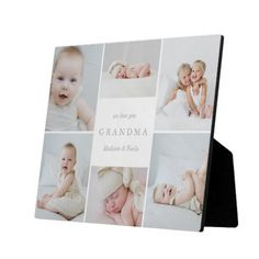 Multi Photo, Personalized Photo Gifts, Love You Mom, Crisp Image, Christmas Gifts For Her, Christmas Sale, Grandma Gifts, Custom Photo, Collage