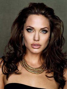 Angeline redhead model