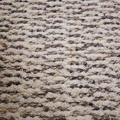 Popcorn Wool Shag Rug | west elm