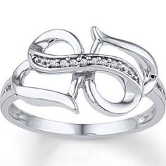 Jared Infinity ring