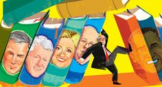 Can Washington's Original Dealmaker Survive Trump?  Washington's consummate insider finds himself on the outside looking in on Donald Trump's Washington.  By ANNIE KARNI April 14, 2017