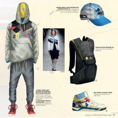 IN-MOUV Lifestyle Sport Fashion AW 2017-18