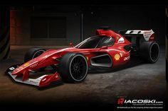 F1-Concept Fx-i1 - schön. Aber auch praktikabel?
