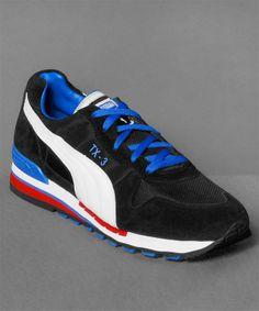 Teraaz Puma wypuściła nowe całkiem przyzwoite buty Puma TX-3 komuś też się podobają ? :)