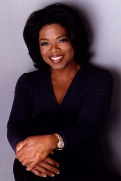 Oprah...from Kosciusko, 'Sippi via Kenny Myers