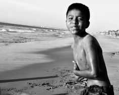 Selfportrait   Beach   Boy