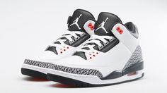 """Air Jordan 3 Retro """"Infrared 23″ Release Details"""
