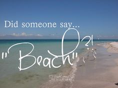 The beach is one of the noisiest places you can go on a warm day, however it is the most peaceful place to be. Playa Beach, Beach Bum, Summer Beach, Summer Fun, Ocean Quotes, Beach Quotes, Beach Sayings, I Love The Beach, Am Meer