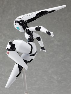 """Drossel von Flugel – character from Disney's """"Fireball Charming"""" computer animated shorts in Japan – this figure is from the FIGMA line made by Max Factory Character Concept, Character Art, Concept Art, Art Mannequin, Cyberpunk, Japanese Robot, Arte Robot, Cool Robots, Robot Girl"""