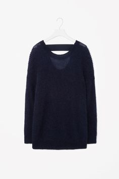 2397800a39 Oversized mohair jumper Loose Knit Sweaters