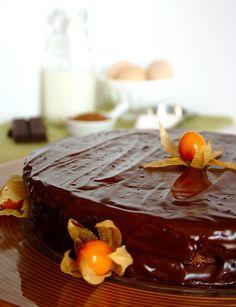 Cinco Quartos de Laranja: Dia de São Martinho e um delicioso bolo de chocolate