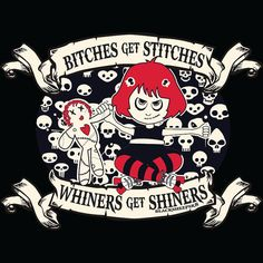 MATURE Roller Derby Shirt  Bitches Get by blacksheepclothing, $26.00