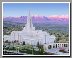 Bountiful, UT Temple    This is where I was married  :)