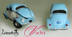 Darle vida a un auto como el Volkswagen, un reto que marcho sobre ruedas. Pedidos kurucuchi@gmail.com