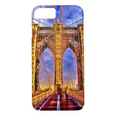 brooklyn-bridge iPhone 7 case