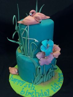 cake with tall grass - Google Search