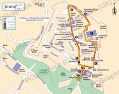 Mdina walk map, Malta, produced by PCGraphics. See more of our maps on our website http://www.pcgraphics.uk.com or read our blog http://www.pcgraphics.uk.com/blog/