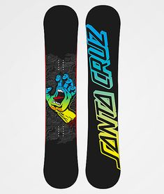 Rip up the big mountain lines or slay the biggest jump lines in the park thanks to the 2020 Santa Cruz Party Hand Competition snowboard. A classic camber shape offers a predictable and responsive feel that lifts your tip and tail above the powder so you c Snow Conditions, Big Mountain, Seamless Transition, Snowboarding, Slay, Competition, Powder, Park, Classic
