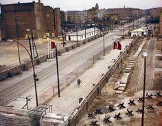 Berlin Wall, 1970s